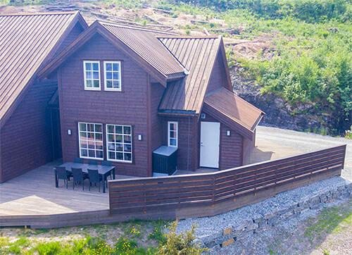 SanSel Cabin - Voss